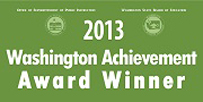 2013 Washington Achievement Award winner
