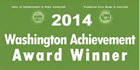 2014 Washington Achievement Award winner
